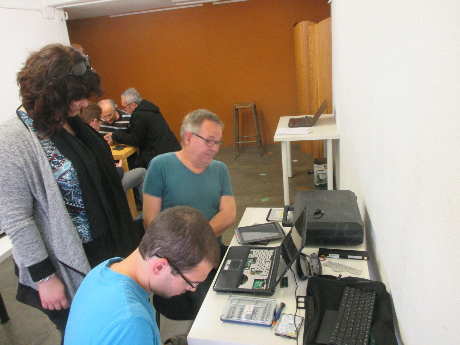 informatique repair café au 7-1