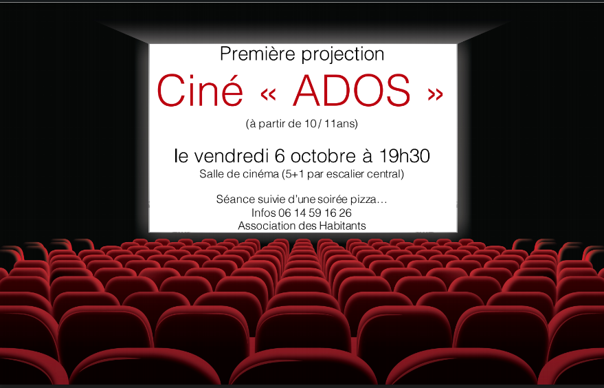 PROJECTION ADOS