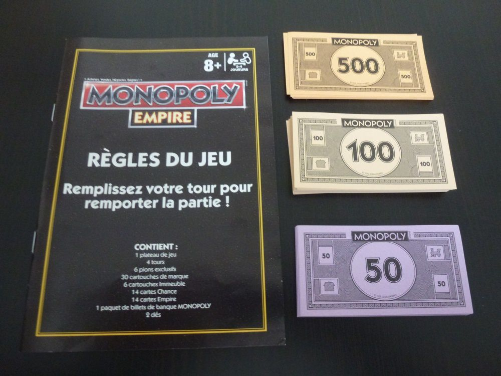 monopoly empire une fin de partie rapide et impr visible le blog d 39 aquab0n. Black Bedroom Furniture Sets. Home Design Ideas