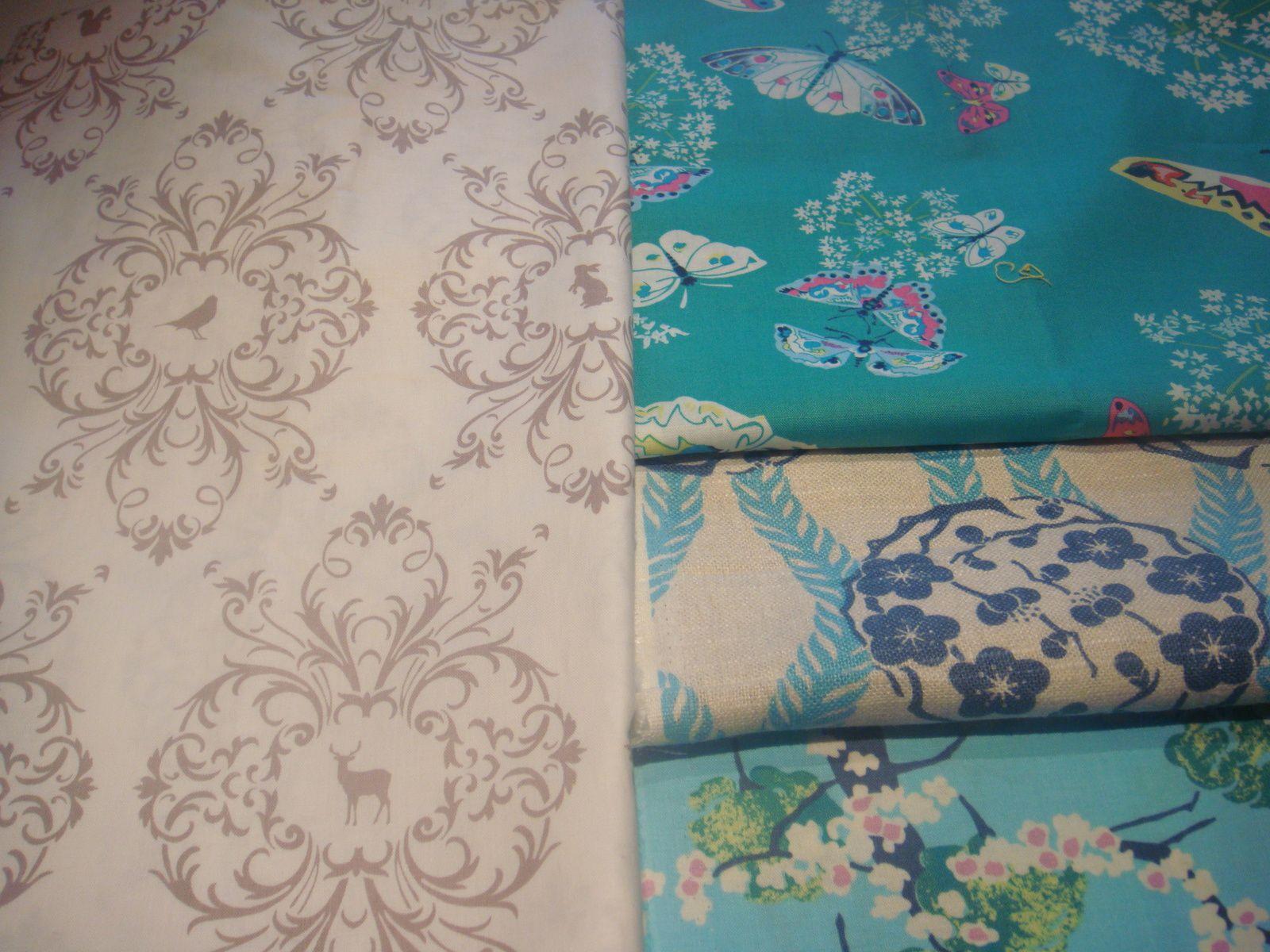 BLEU DE TOILES(bleude toiles.oxatis.com/): choix original de tissus, laines, boutons.....