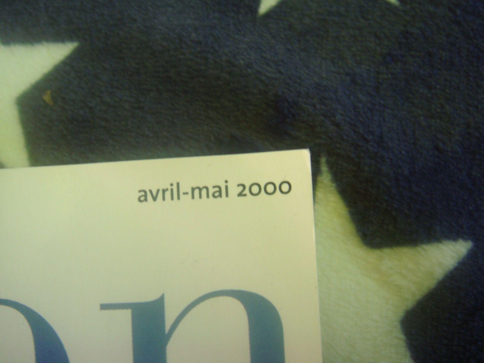 Archives qui datent!!!, enfin pas autant que les 100 Idées!!!
