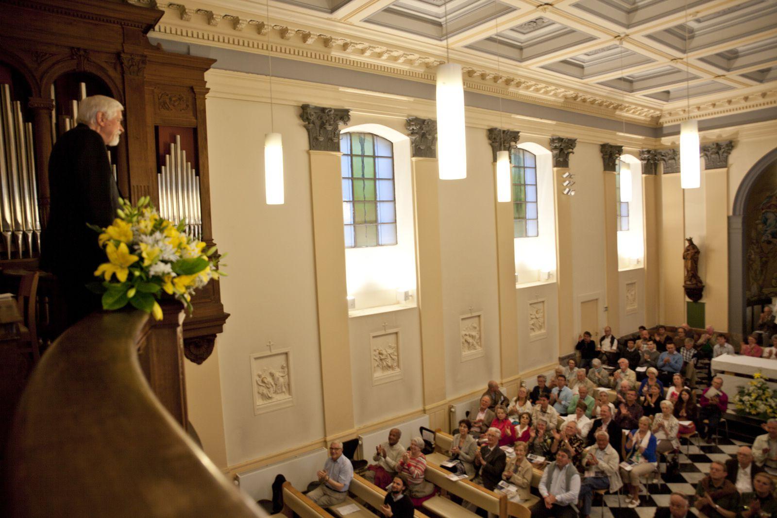 Harald VOGEL | samedi 14 juin 2014 | Grand Séminaire