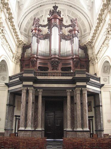 Le grand orgue de la Cathédrale