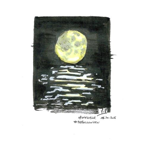Jour 16 : Wet - Full moon