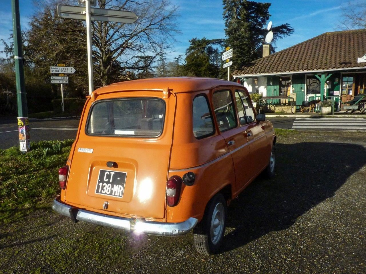 Expo Orange
