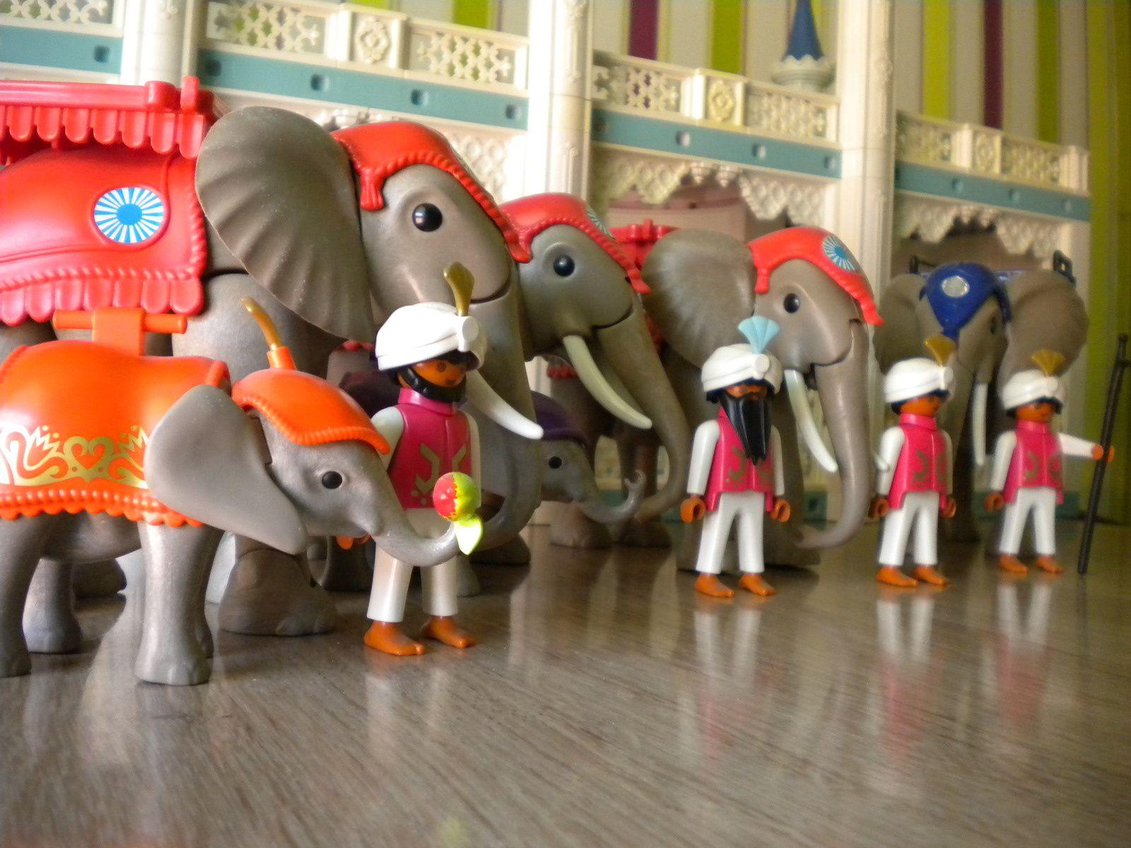 Le Pavillon des Eléphants