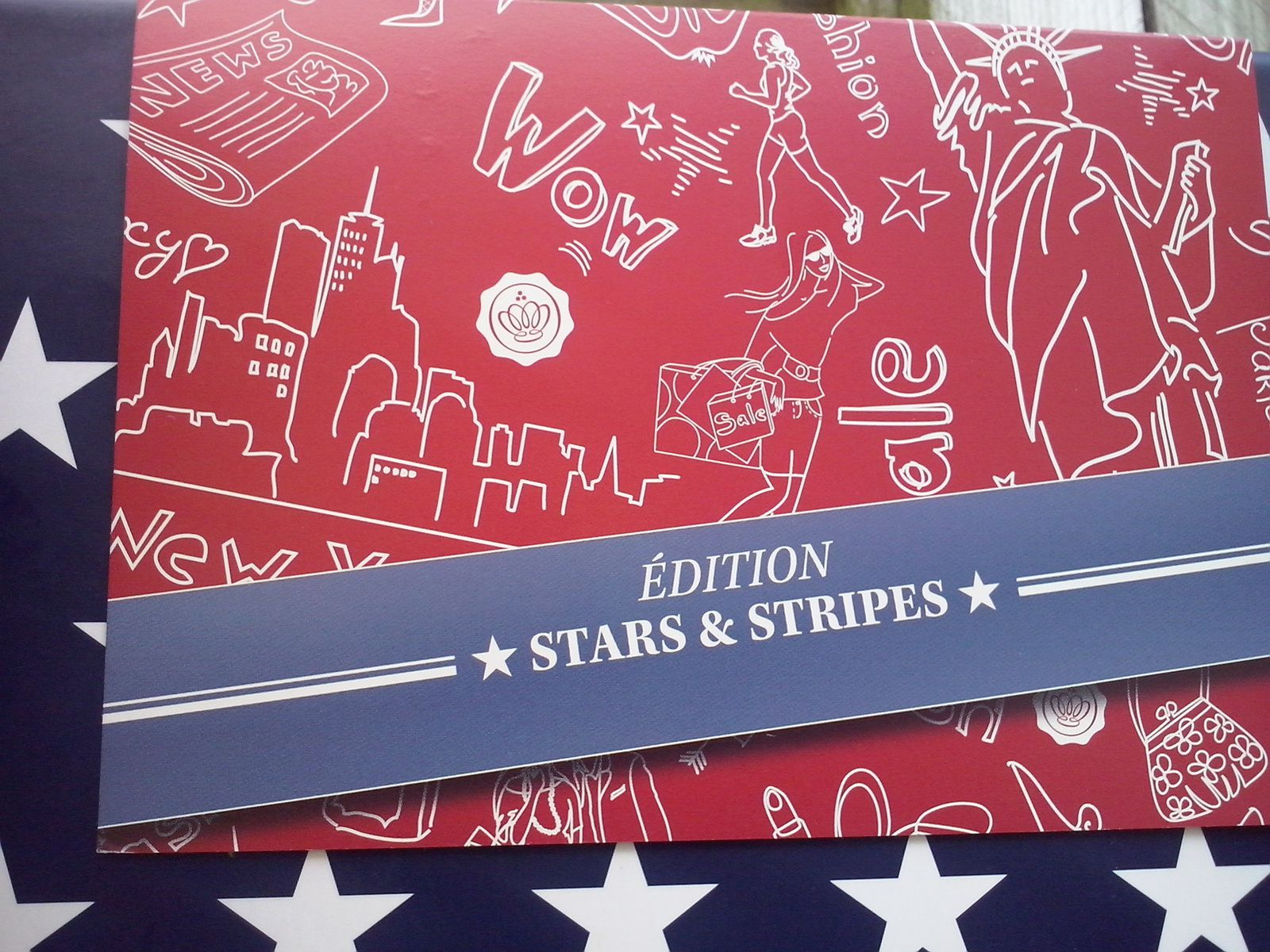 welcome to the usa!glossybox