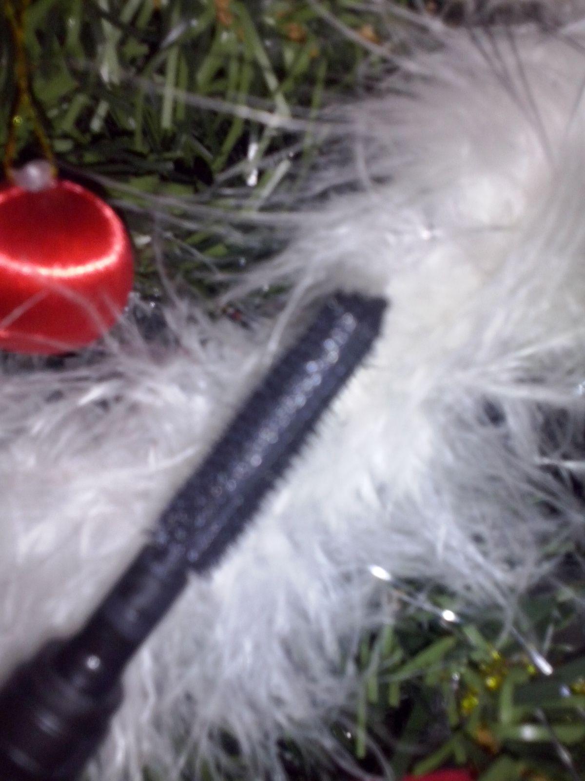 """le mascara """" d'urban ducay"""" nous promet des cils galbés grâce à sa brosse"""