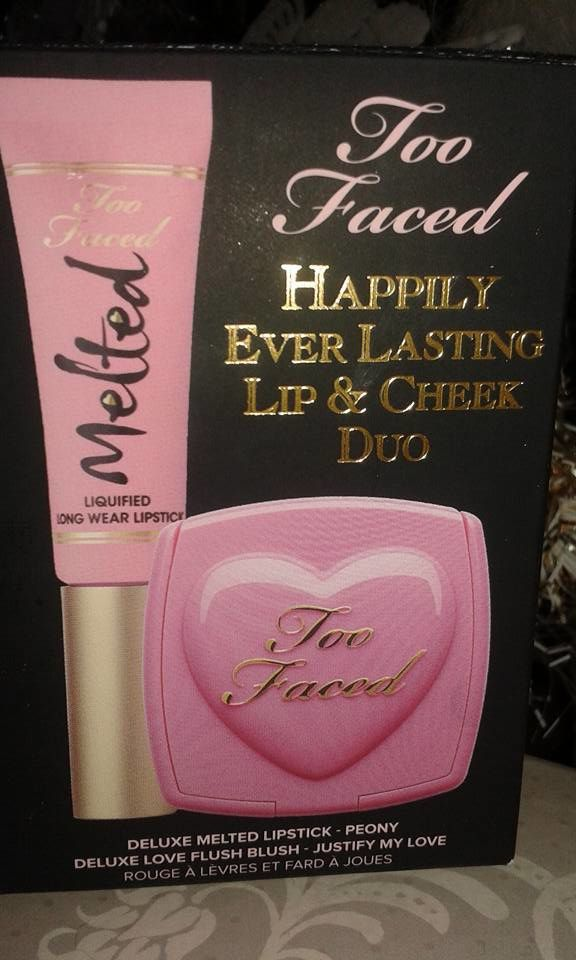 concours too faced et yves rocher