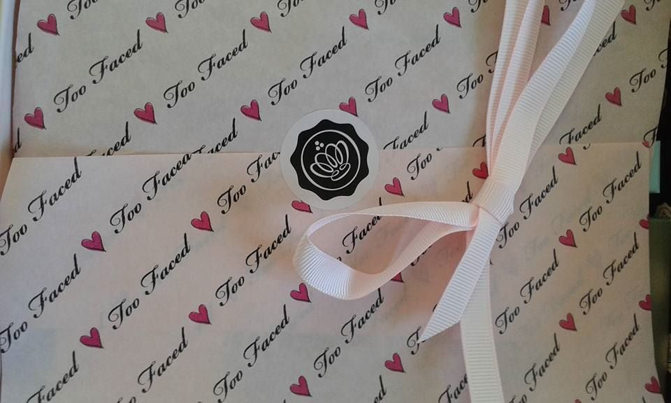too faced by glossybox