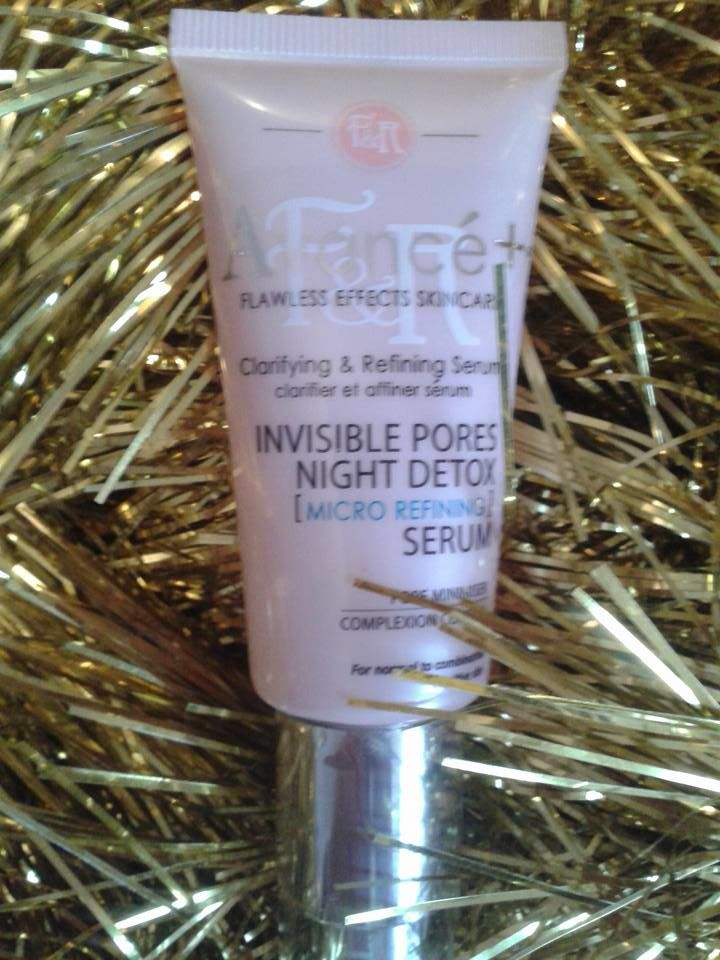 sérum nuit détox , night detox serum by figs & rouge