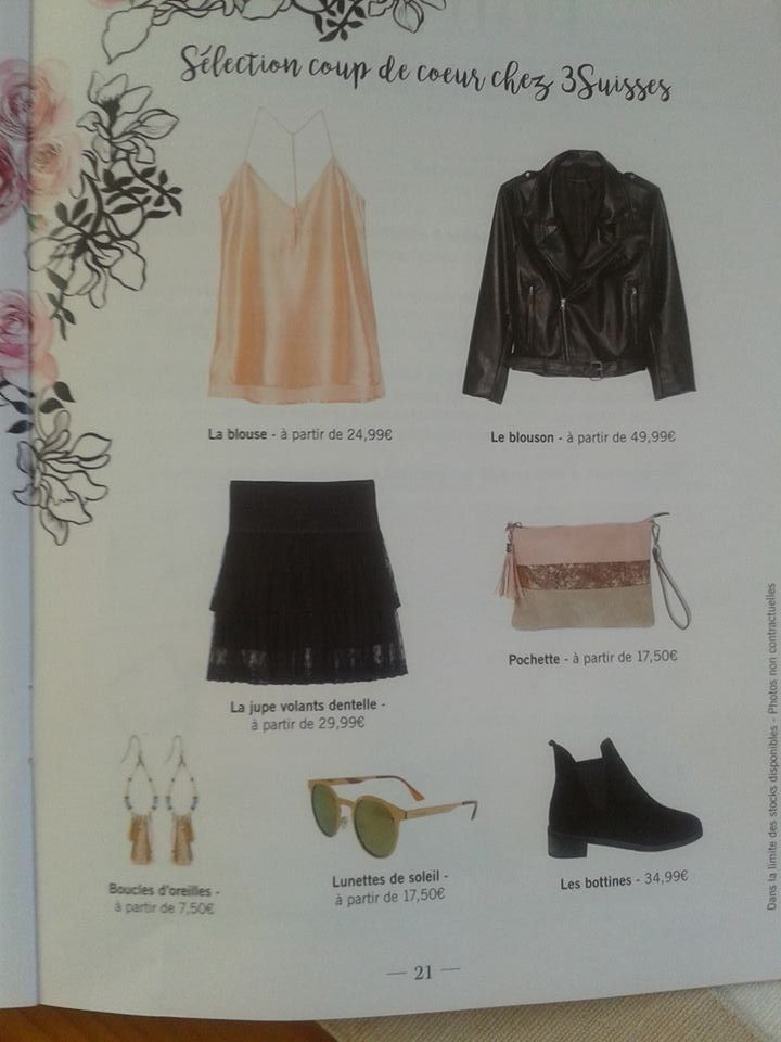 """with the beautybox """" SECRET GARDEN"""" every month discover glossybox magazine with the new trend......"""