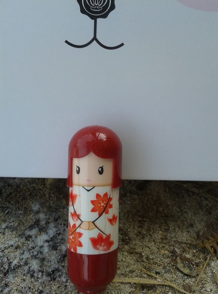 lip balm by kokeshi! full size
