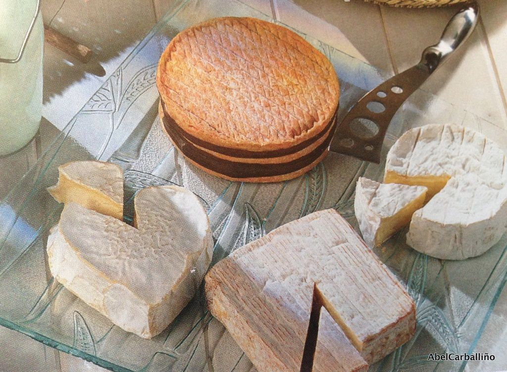Les 4 Fromages Normands A.O.P.
