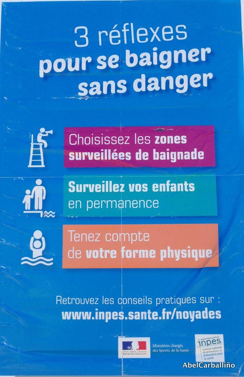 Pour les collègues qui n'ont pas la chance de visiter la France, des documents authentiques de cet été pour la classe.