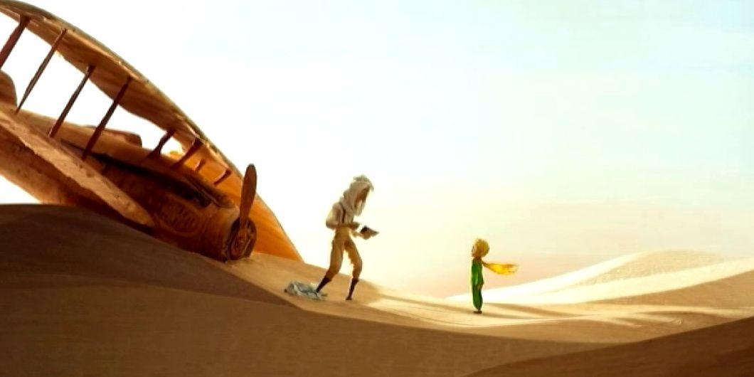 Nouveau aux écrans: &quot&#x3B;Le Petit Prince&quot&#x3B; mélange de poésie et de fantaisie