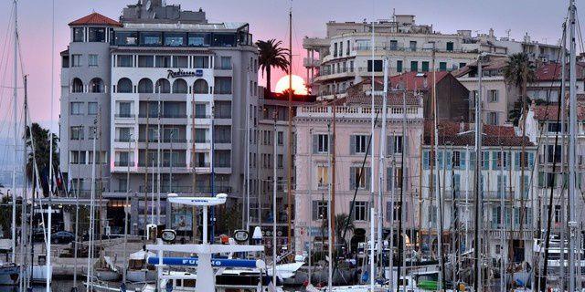 Cannes: Le Port