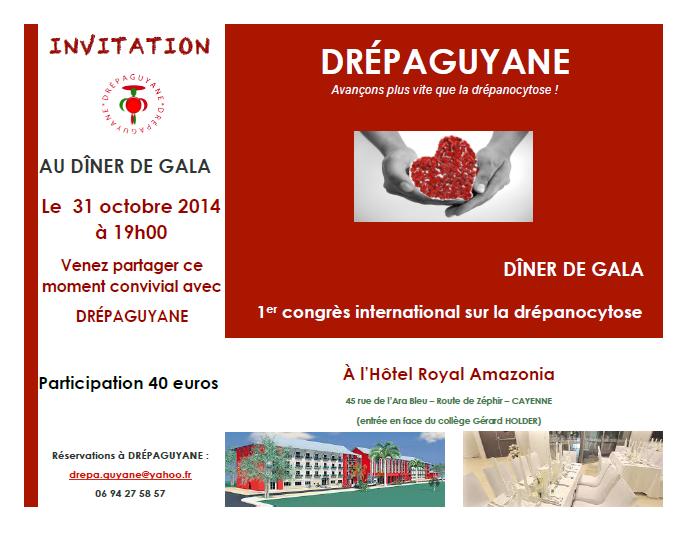 Gala DREPAGUYANE