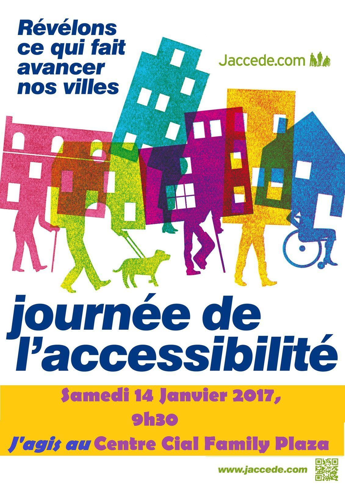 Première Journée de l'Accessibilité Guyanaise JAG
