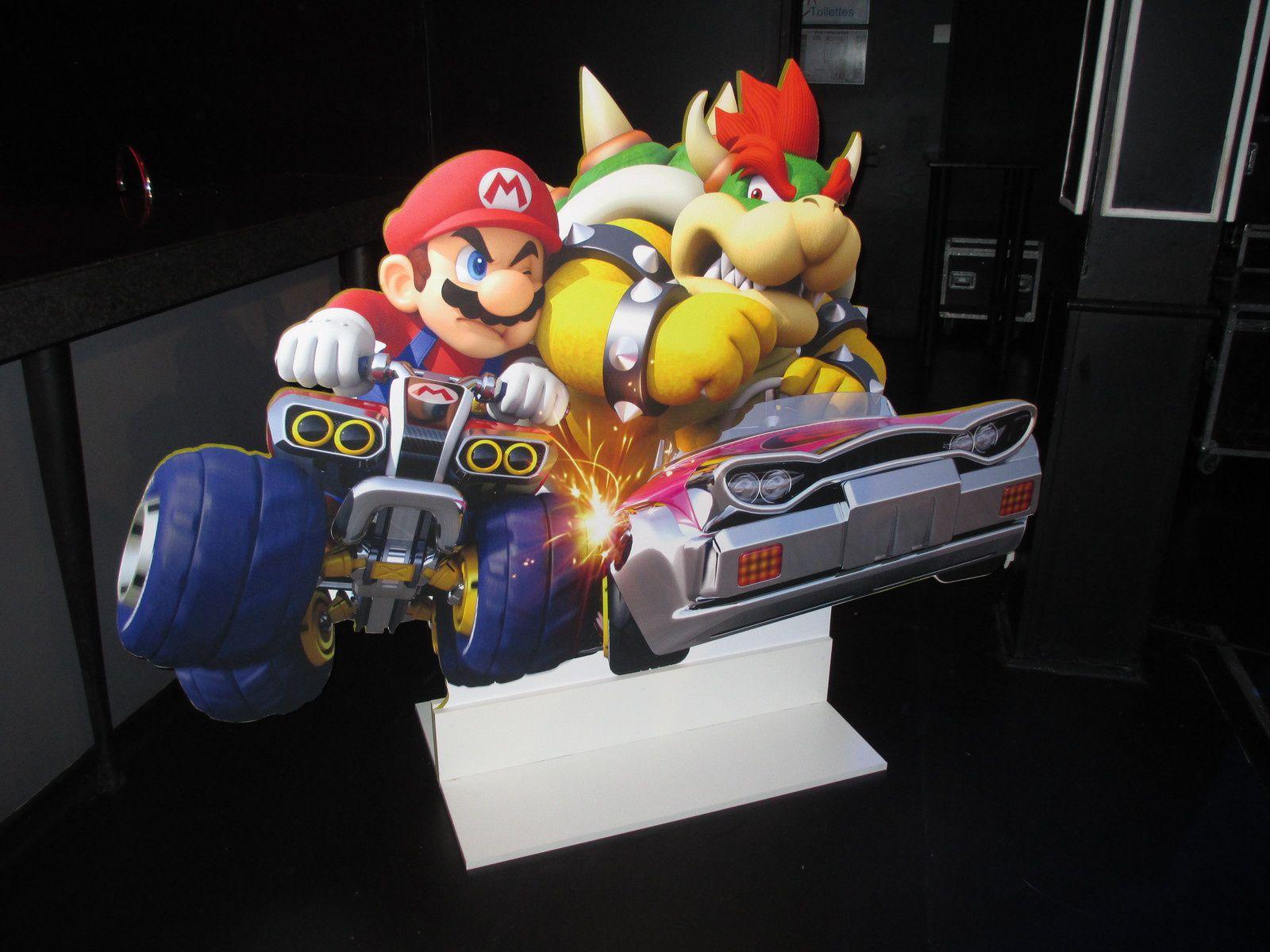 [COMPTE-RENDU] Avant-Première Mario Kart 8