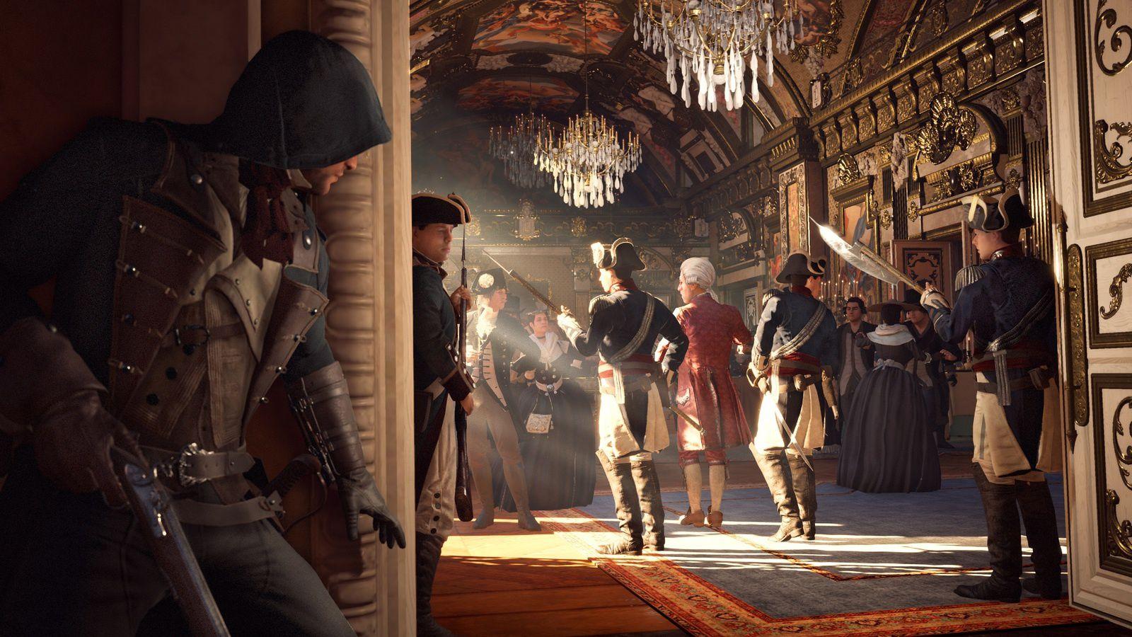 [CRITIQUE/TEST] Assassin's Creed Unity