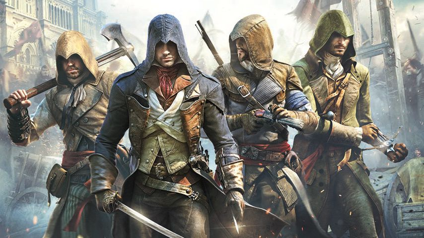 [CRITIQUE/TEST] Assassin's Creed Unity