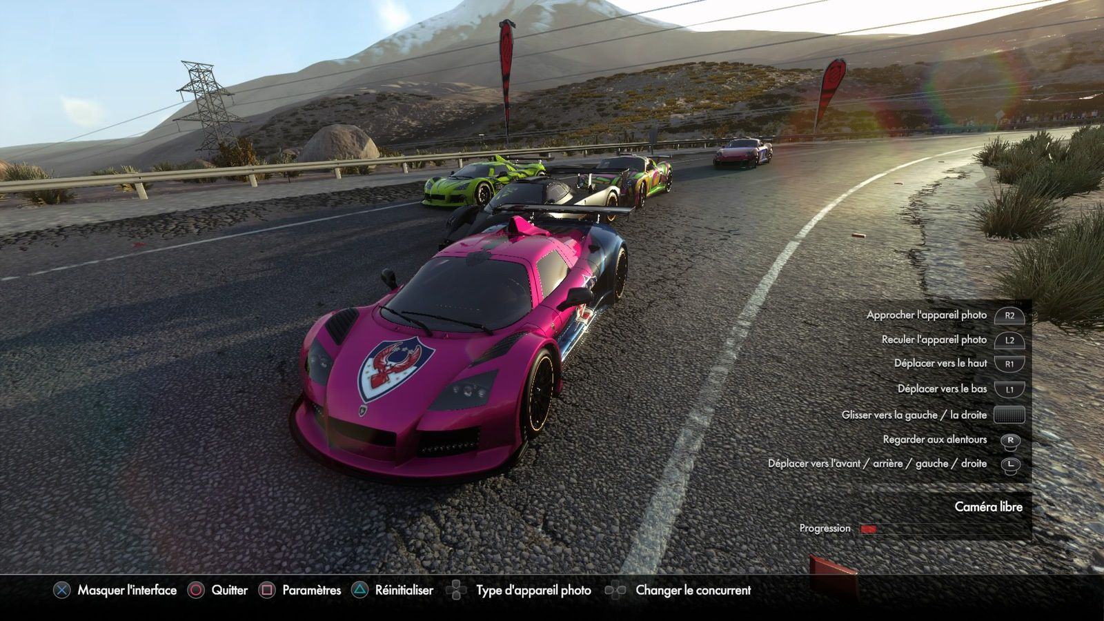 [CRITIQUE/TEST] DriveClub