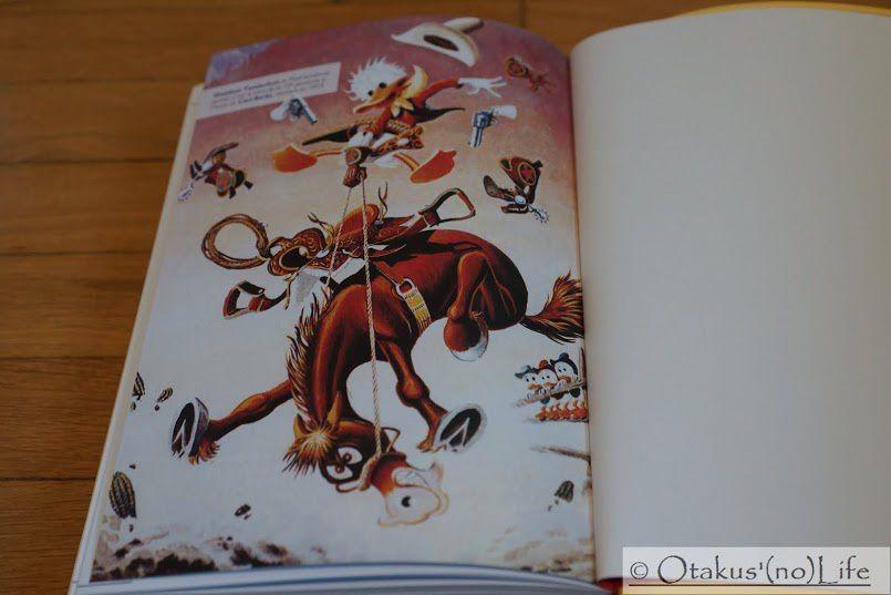 Pied Tendre et Palmé est le titre de la 72ème peinture à huile de Carl Barks réalisée en 1973.