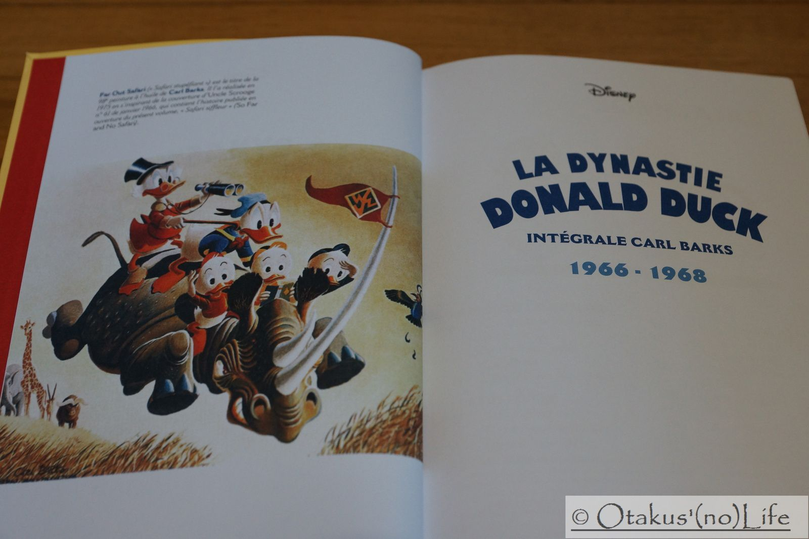 [CRITIQUE] La Dynastie Donald Duck - Tome 16