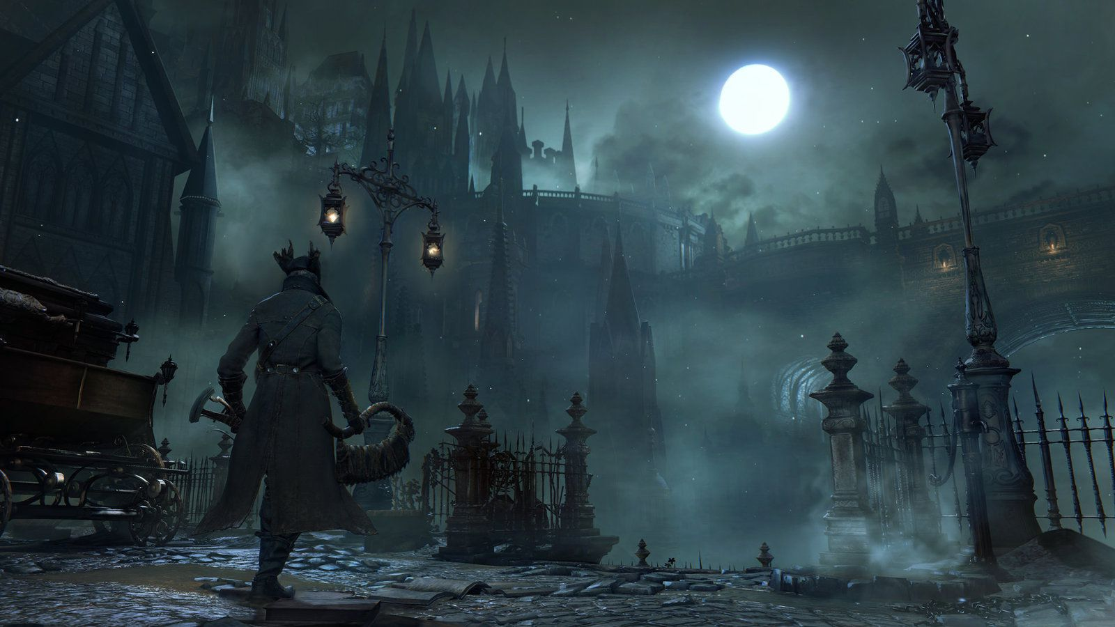 [CRITIQUE/TEST] Bloodborne