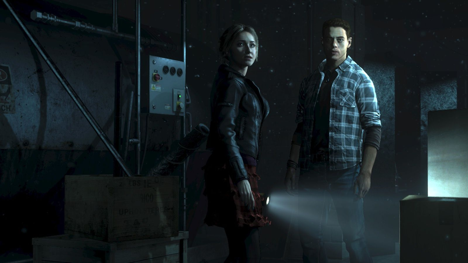 [CRITIQUE/TEST] Until Dawn