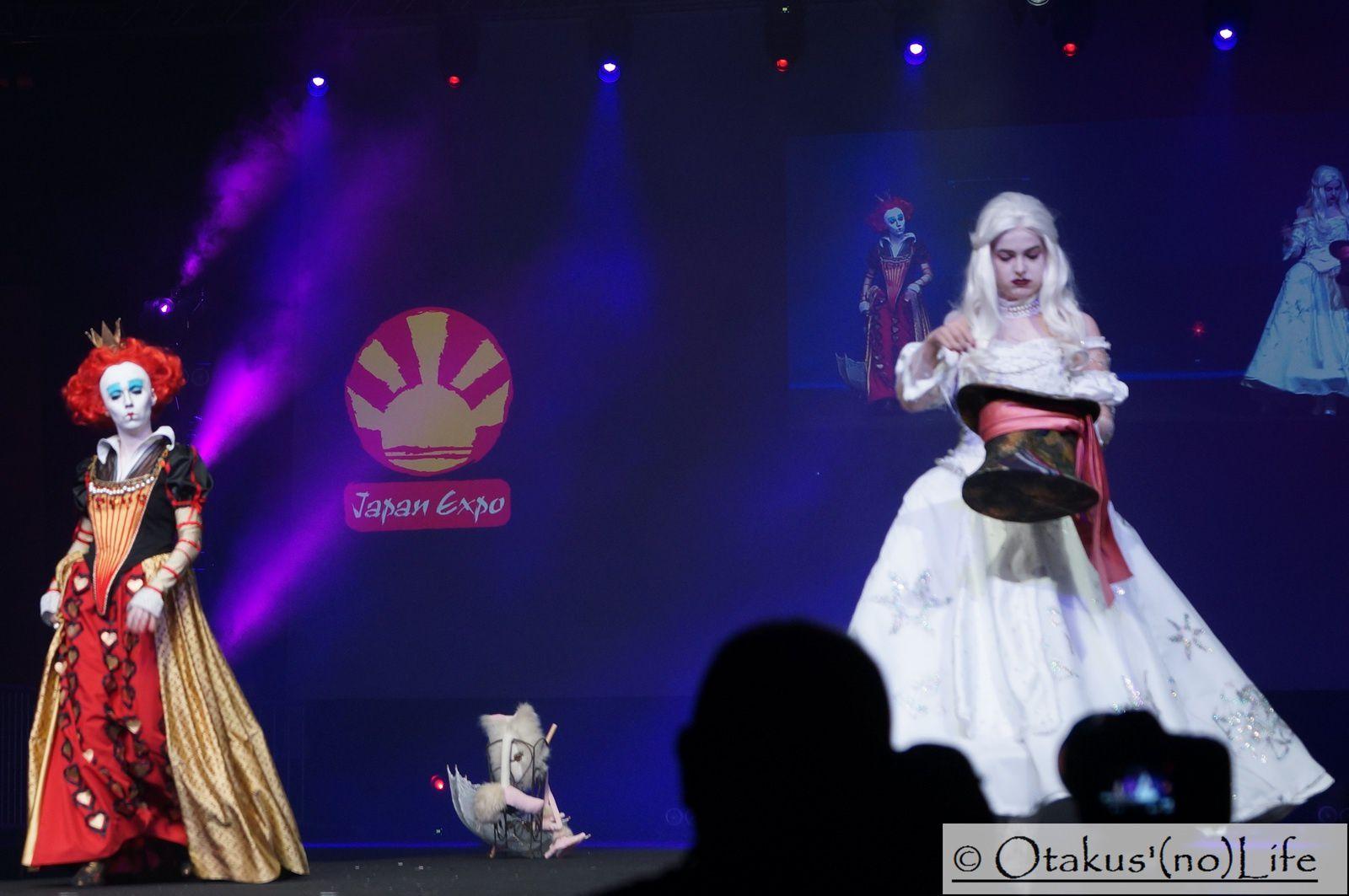 Pologne - Alice aux Pays des Merveilles : Reine Rouge et Reine Blanche
