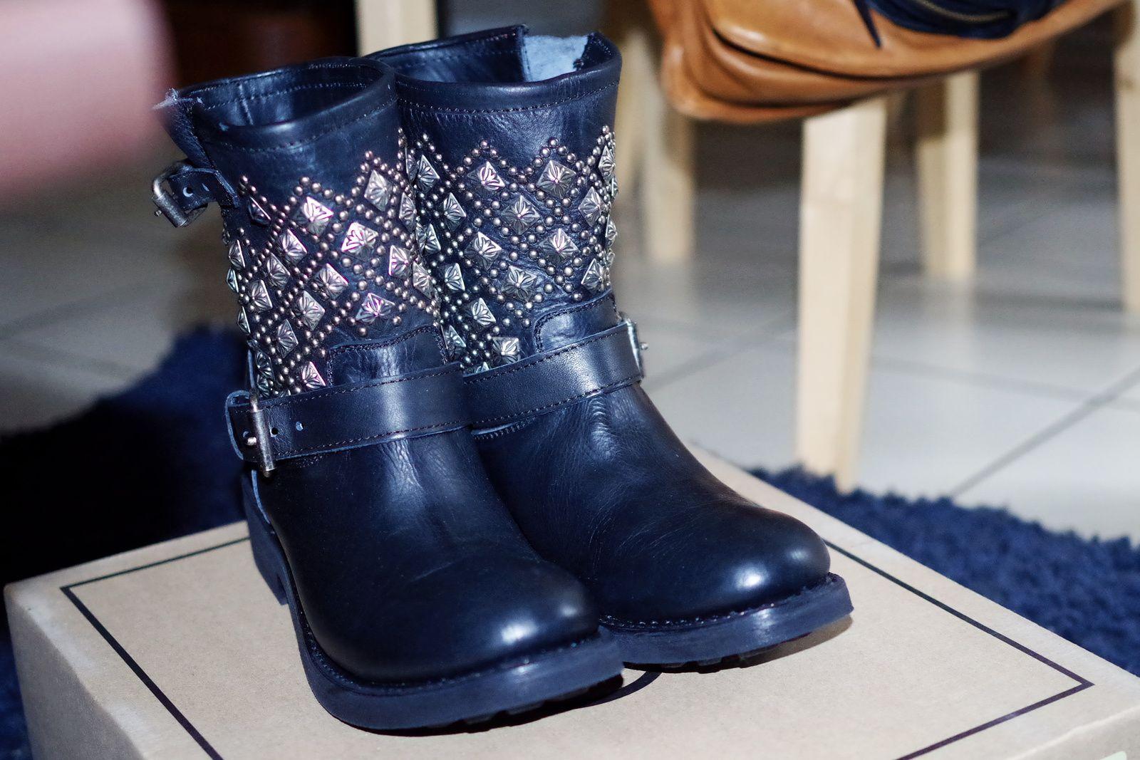 Boots Tsar Ash -50% soit 192€50 au lieu de 385€ sur Sarenza.com