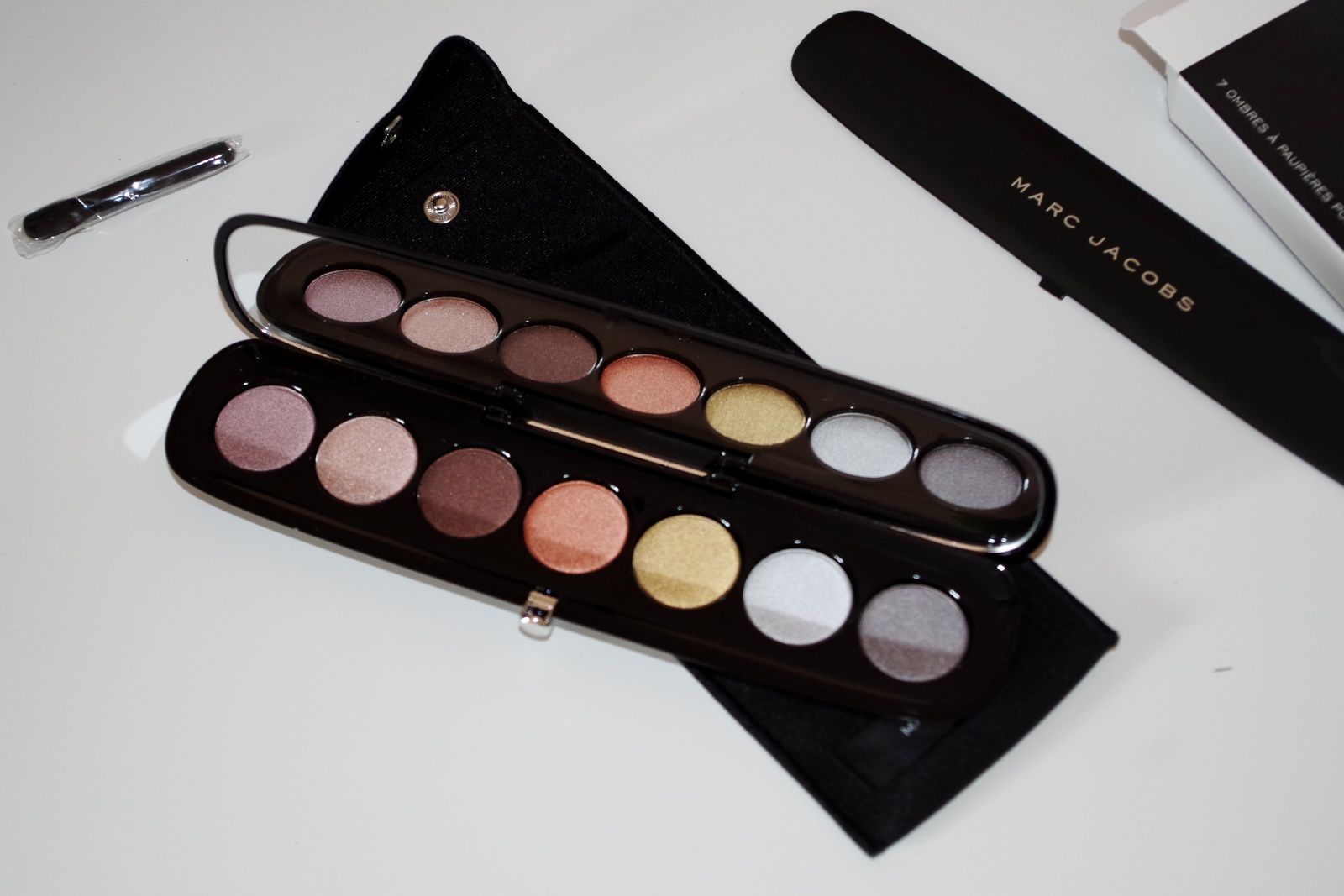 Palette Style Eye-Con n°7 - The Starlet - Marc Jacobs Beauty