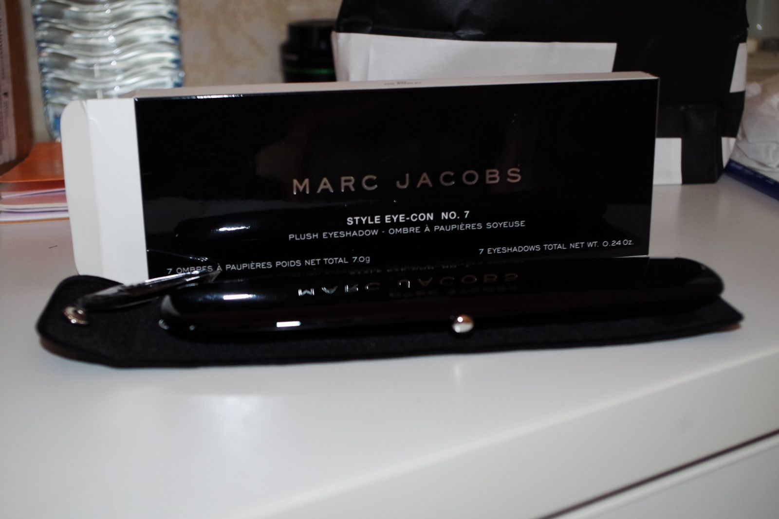 Style Eye-Con - The Starlet - Marc Jacobs Beauty ma palette du moment