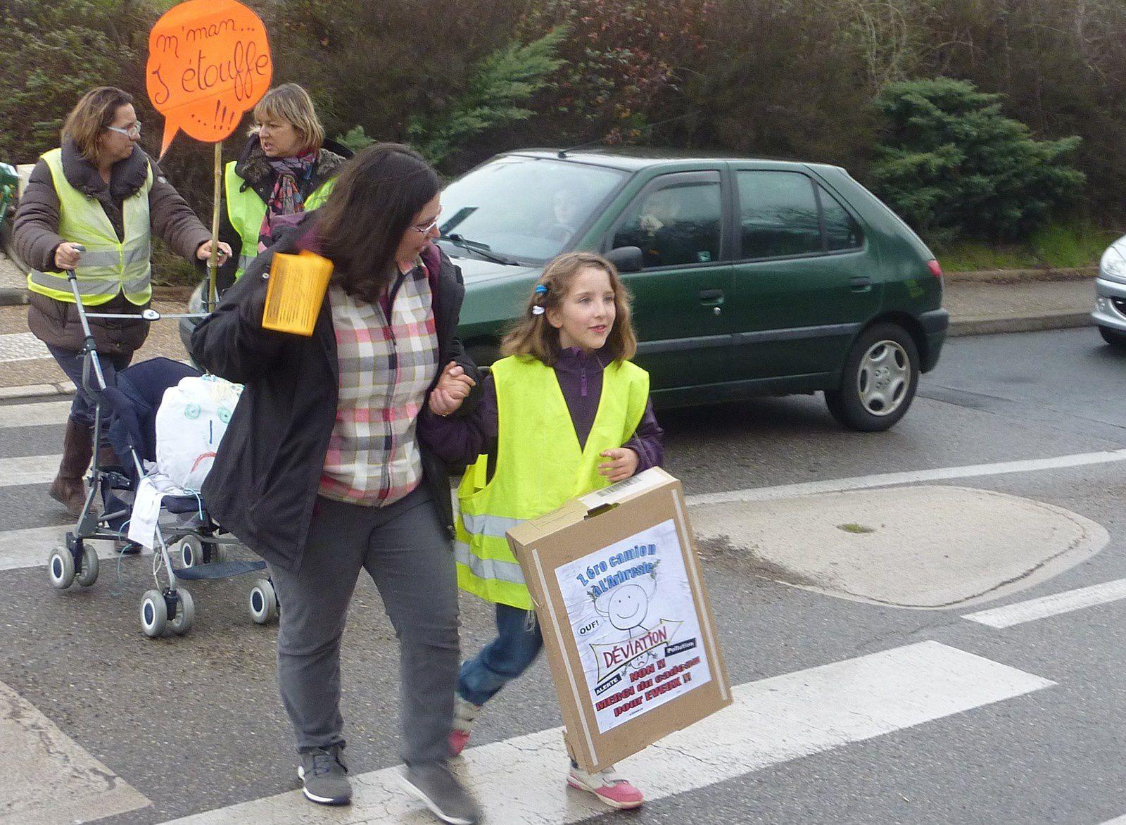 Manifestation ADEPECE 20/03/2015