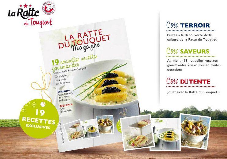 Ratte du Touquet Magazine, le second numéro à gagner.