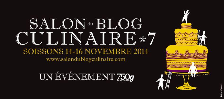 Rendez-vous au Salon du Blog culinaire #7