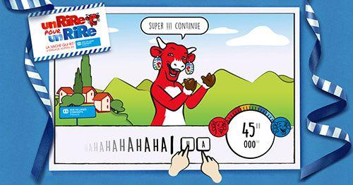 On va rire pour La vache qui rit®  au bénéfice des enfants de SOS Villages d'Enfants