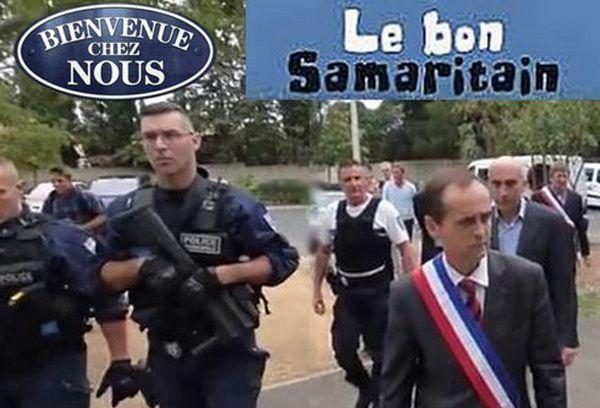 L'AFP assigne en justice Béziers pour détournement d'une photo sur les réfugiés...