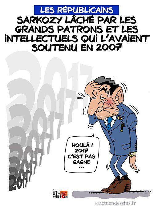 « Je préfère risquer en osant, que regretter de ne pas avoir su saisir l'occasion qui se présentait. » Nicolas Sarkozy