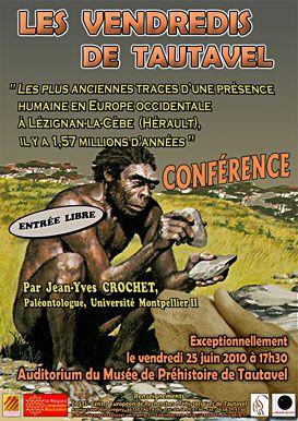 Les premiers français habitaient l'Hérault !