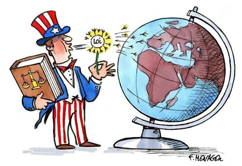 Plus le monde se mondialise, plus la terre des hommes se terrorise...