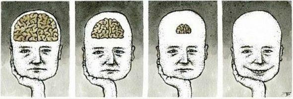 Le pire mensonge est de se mentir à soi-même