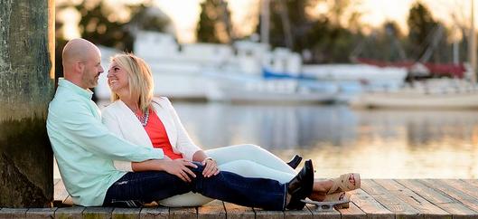 L'amour partagé porte le couple en équilibre sur la plénitude du temps.