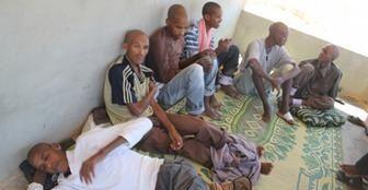 Interview avec Hissein, le porte-parole des réfugiés tchadiens  du  camp de Sahrounen en Israël