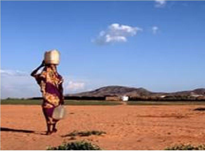 Extrait du rapport 2013 d'Oxfam au Tchad