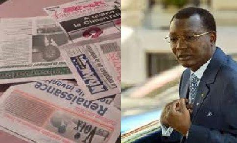 Liberté de presse et d'expression au Tchad : Idriss Deby lâche -t-il du lest ?