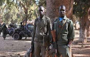Les soldats ouest-africains sont-ils moins valeureux que les Tchadiens?