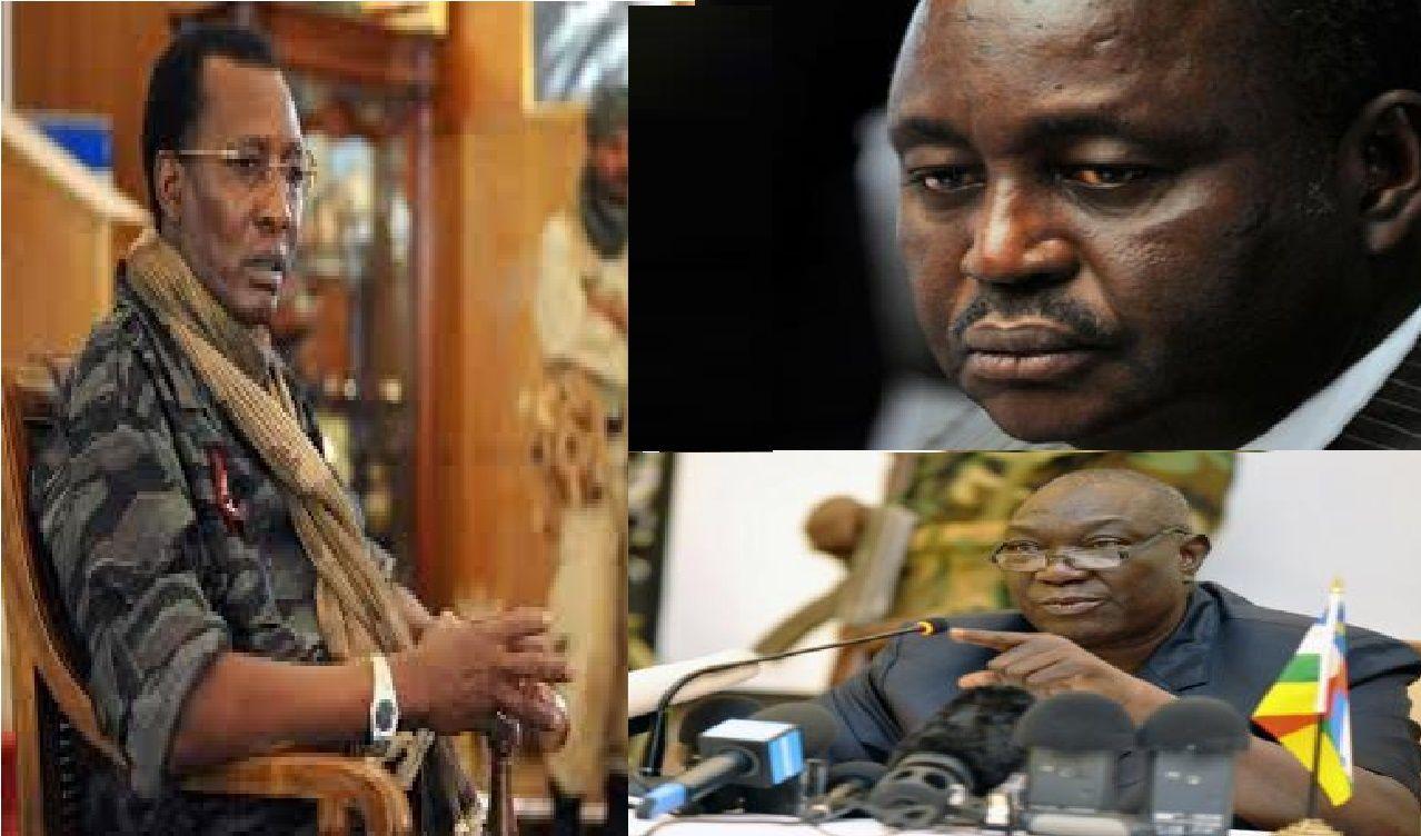 Le FIGARO: Le Tchadien Idriss Déby, maître du jeu politique en Centrafrique